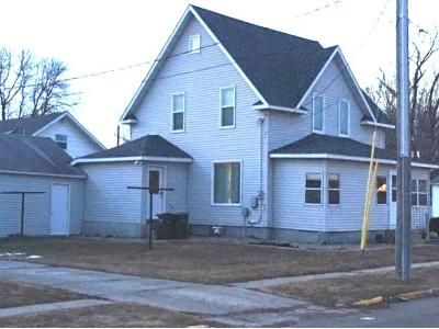 3 Bed 2 Bath Foreclosure Property in Osakis, MN 56360 - Central Ave