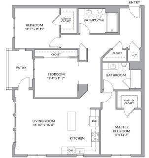 $9999 3 apartment in San Carlos