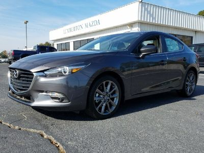 2018 Mazda Mazda3 GRAND TOURING AUTO (Machine Gray)