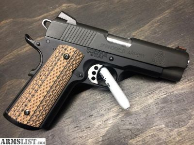 For Sale/Trade: Springfield champion 9mm 1911