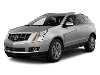 2010 Cadillac SRX Luxury Collection (Crystal Red Tintcoat)