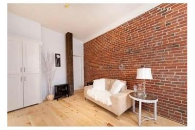 Recently renovated 2 bed 1 bath condominium with central air.