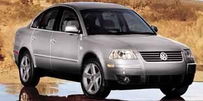 2004 Volkswagen Passat GLX V6 (Blue)