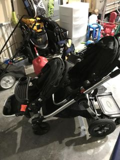 2016 fully loaded city select double stroller