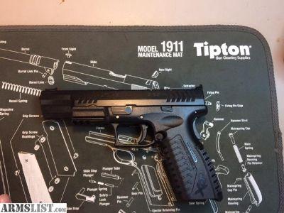 For Sale: FS: Springfield XDM 5.25 9mm