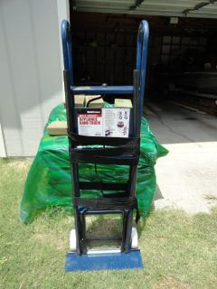 Appliance hand trucks
