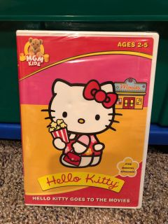 Brand New and Never Opened Hello Kitty Goes to the Movie Perfect Condition