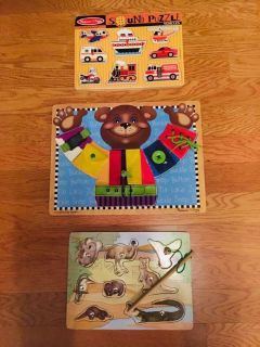3 Learning Puzzles