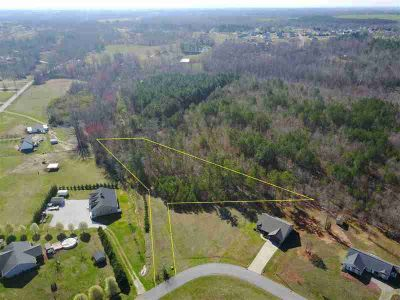 226 Oak Brook Lane Gaffney, Last lot in the Subdivision!