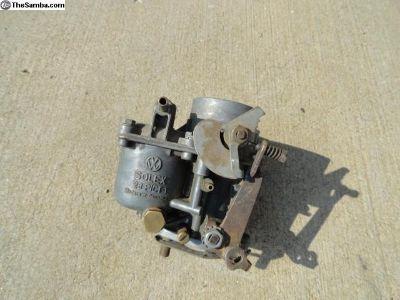 Volkswagen Beetle 28PICT 1 Carburetor