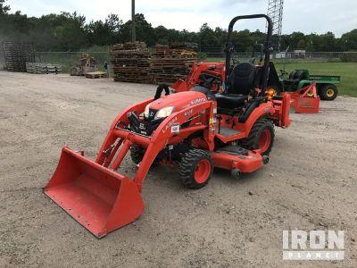 2017 Kubota BX2380 4WD Utility Tractor