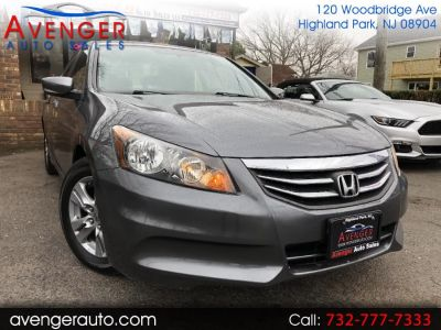 2012 Honda Accord LX-P (Gray)