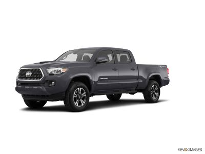 2018 Toyota Tacoma SR5 V6 DOUBLE CAB (Magnetic Gray Metallic)