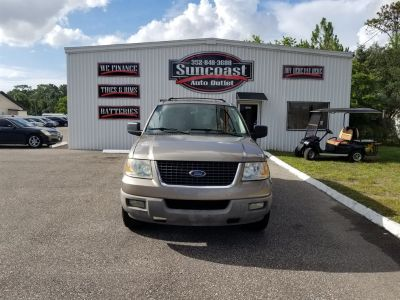 2003 Ford Expedition XLT Value (Gold)
