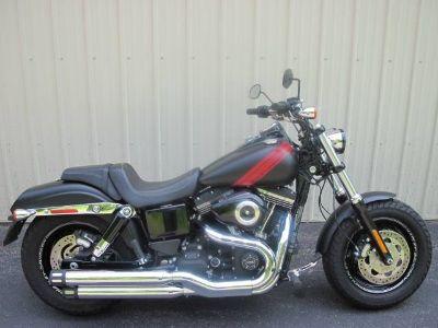 2015 Harley-Davidson Fat Bob Cruiser Motorcycles Guilderland, NY