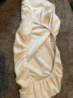 Bassinet sheet. Have 3 of these.