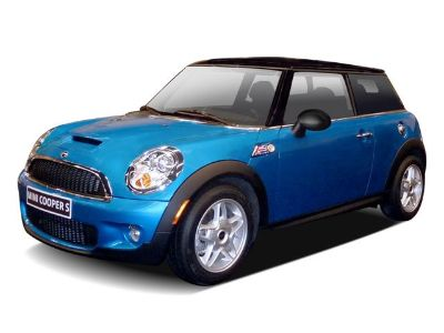 2009 MINI Cooper S (Not Given)