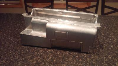 SBC DRY SUMP PAN
