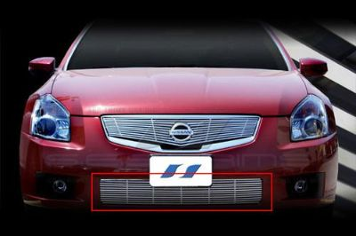Find SES Trims TI-CG-149B 07-08 Nissan Maxima Billet Grille Bar Grill Chromed motorcycle in Bowie, Maryland, US, for US $143.00
