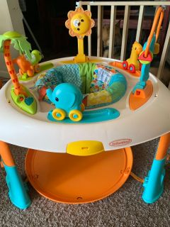 Sit and Stand Activity Center