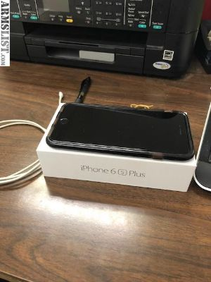 For Trade: Sprint Iphone 6s+ trade for???
