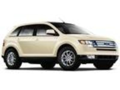 used 2008 Ford Edge for sale.