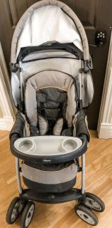 EUC Chicco Stroller / Travel System