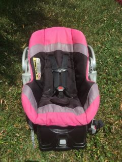 BabyTrend Infant Car Seat with Base included