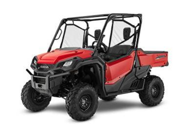 2018 Honda Pioneer 1000 EPS Utility SxS Canton, OH