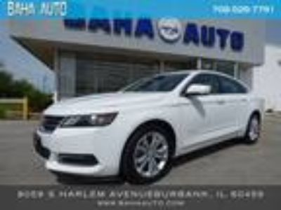 2018 Chevrolet Impala LT for sale