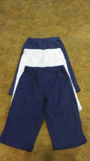 3 pair of 6 months pants