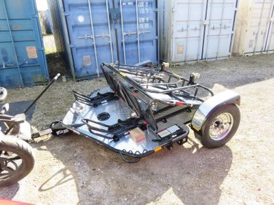 2017 Drop-Tail DCT2200 Motorcycle Trailers Marengo, IL