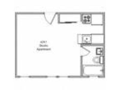 North Kenmore Apartments - Studio
