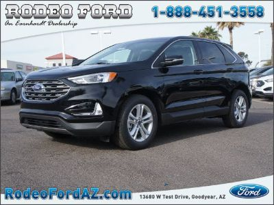 2019 Ford Edge SEL (Agate Black)