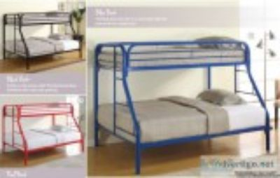 SAFE (new) BunkbedsFutonsDayb eds from BEDS-N-MORE