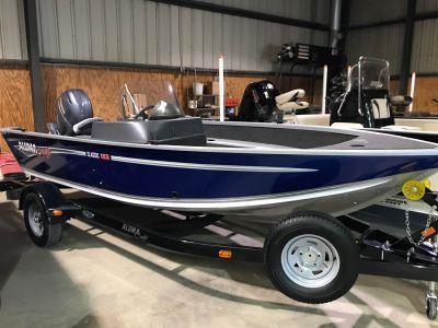 2018 Alumacraft Classic 165 CS Fishing Boats Newberry, SC