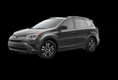 2018 Toyota RAV4 LE (Magnetic Gray Metallic)