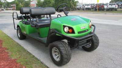 2015 E-Z-Go Express S6 Gas Golf Golf Carts Lakeland, FL