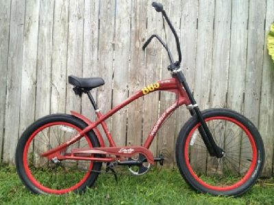$350 Electra Rockabilly Boogy Bike