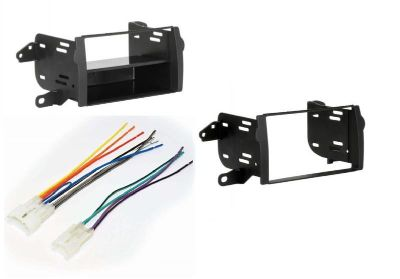 Sell Toyota Matrix Double or Single DIN Car Stereo Radio Install Dash Panel Trim Kit motorcycle in Oliver Springs, Tennessee, US, for US $34.99