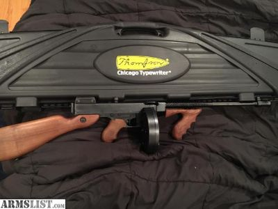 For Sale: 1927 A1 Thompson