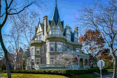 2727 E Newberry Blvd Milwaukee Seven BR, The Goldberg Mansion