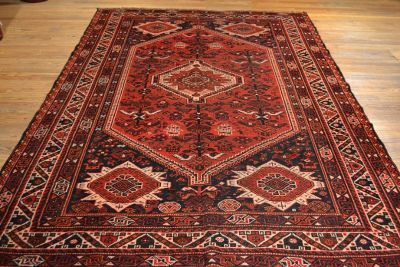 Antique Persian Rug / Vintage Oriental Rug