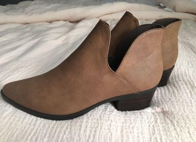 New Brown Ankle Boots