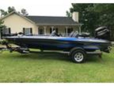 2016 Triton Bass-Boat Power Boat in Carrollton, GA