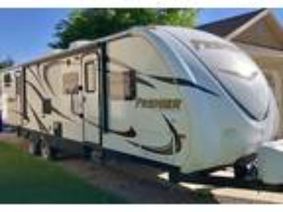 2013 Keystone RV Bullet-Premier-Ultra Travel Trailer in Centerville, UT