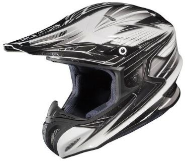 Purchase HJC RPHA-X Factor Off Road Motorcycle Helmet Black Size Large motorcycle in South Houston, Texas, US, for US $323.99