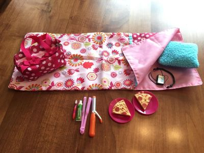 Our Generation Sleep-Over Accessory Set
