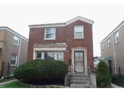 3 Bed 1.5 Bath Foreclosure Property in Chicago, IL 60644 - W Gladys Ave