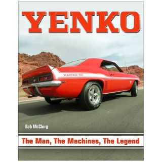Sell SA Designs CT522 Book Yenko Chevy Musclecars, softbound 207 pages, has pictures. motorcycle in Atlanta, Georgia, United States, for US $21.98